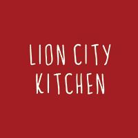 City Kitchen Logo lion city kitchen – singaporean street food